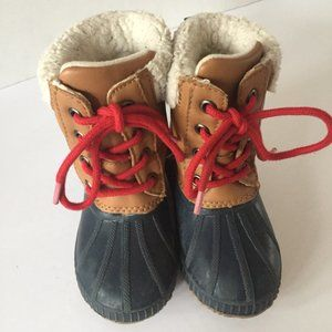 Baby Gap Waterproof Thinsulate Duck Boots Size 7